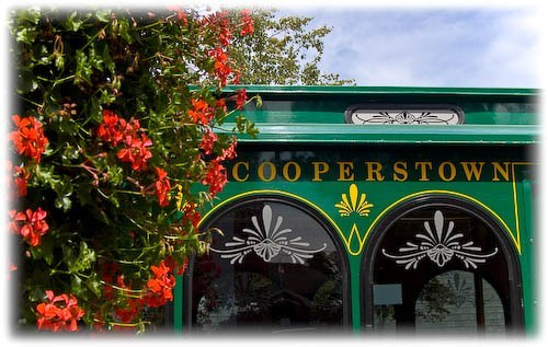 Coopertown Trolley